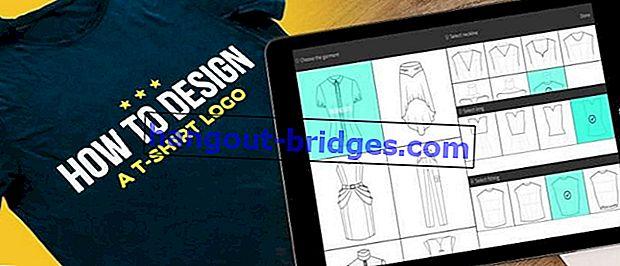 7 Aplikasi Reka Baju dan T-shirt Terbaik untuk 2020 untuk Android & PC, Pereka Profesional