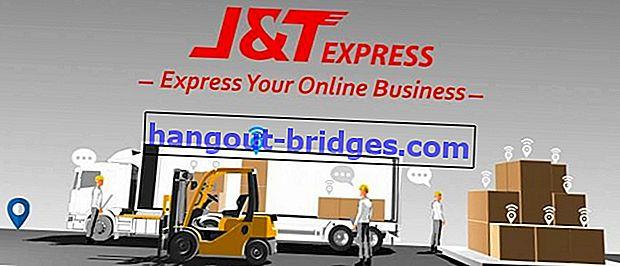 領収書番号を使用して、または使用せずにJ&Tパッケージを追跡する方法