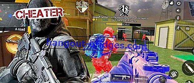 5 ประเภทของ Call of Duty โกงมือถือที่คุณต้องรู้จัก | รวม Cit Pekalongan?