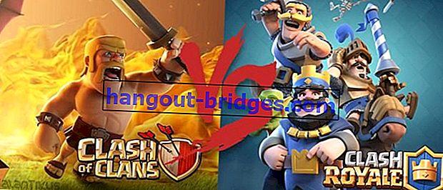 Clash Royale VS Clash of Clans ใดที่น่าตื่นเต้นกว่านี้?