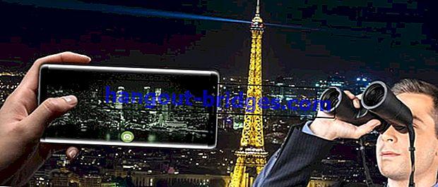 7 สุดยอดแอพพลิเคชั่น Night Vision บน Android | คุณสามารถจับผีได้หรือไม่