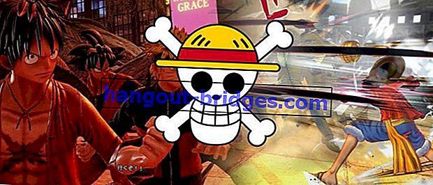 7 สุดยอดเกม One Piece ออฟไลน์ทำให้คุณภักดีผู้ติดตามโจรสลัดหมวกฟาง!