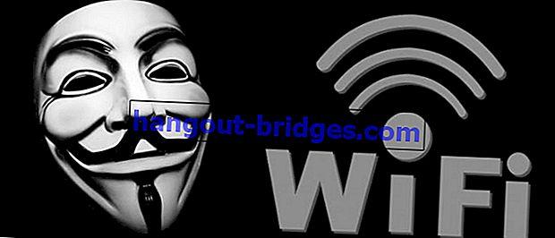 วิธีง่ายๆในการค้นหา WiFi ของเราถูกขโมยโดยผู้อื่น