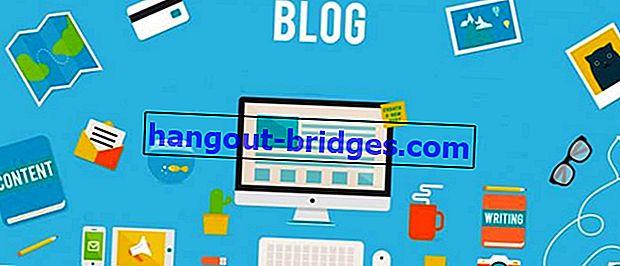 Panduan Cara Membuat Blog Percuma 2019 | Lengkap dengan gambar!