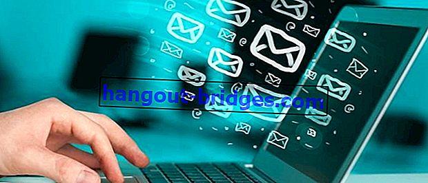 10 Cara Membuat E-mel Palsu dalam hitungan Detik