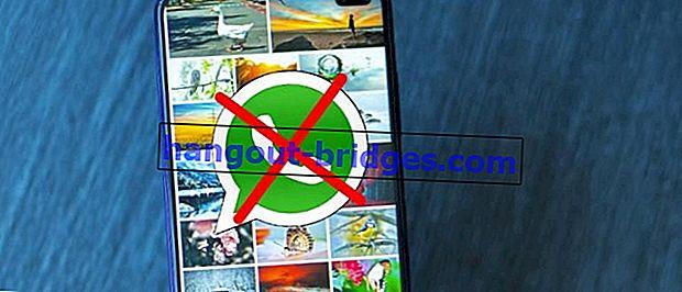 Cara Menjaga Foto WhatsApp Tidak Disimpan Secara Automatik di Galeri, Mudah!