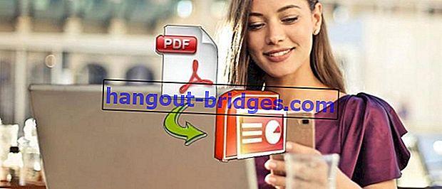 PPT 2019로 PDF를 변경하는 방법 | 온라인과 오프라인