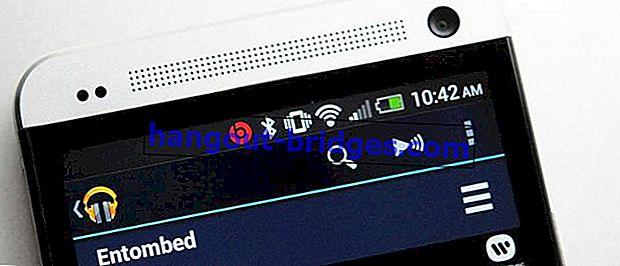 Cara Mengubah Telefon Android menjadi Pembesar Suara Bluetooth, 100% Berfungsi!