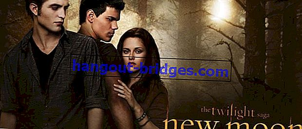 Guarda The Twilight Saga: New Moon (2009), Triangolo amoroso, Esseri soprannaturali
