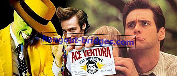 7 Jim Carrey Filem Terbaik dan Paling Lucu, Keras Sampai Menangis!