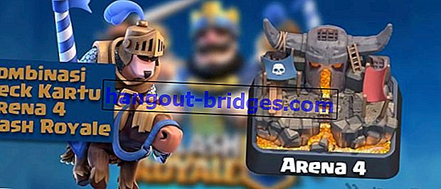 Meilleure combinaison de cartes Arena Battle 4 (Clash Royale)