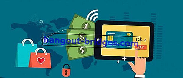 5 แอปพลิเคชัน E-Wallet ยอดนิยมและดีที่สุดในอินโดนีเซีย | ไม่มีกระเป๋าเงินทิ้งไว้ข้างหลัง!