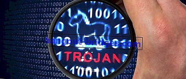 Inilah Bahaya Virus Trojan dan Cara Menghilangkannya