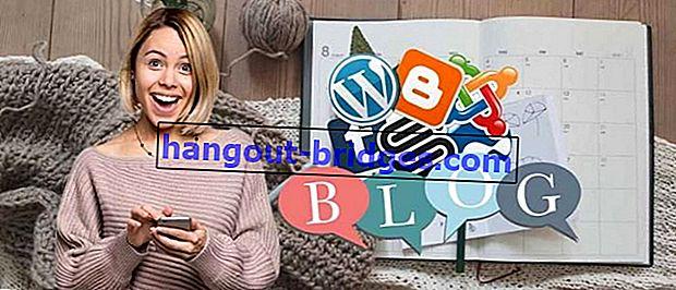 7 Aplikasi Mesti Ada untuk Blogger di Android, Percuma dan Mudah Digunakan!