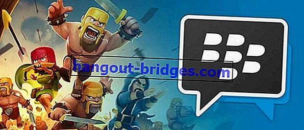 BBM Mod COC: Mod BBM Diperlukan Untuk Clash of Clans Lovers