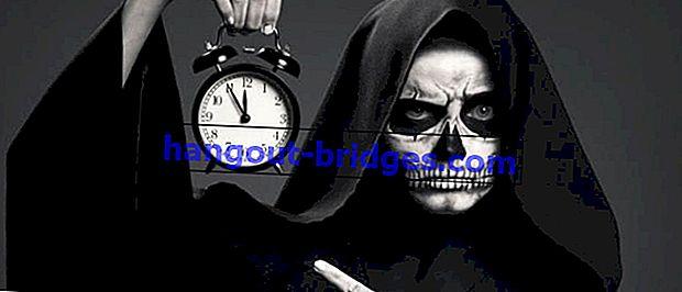 Laman web ini dapat meramalkan kematian anda, berani membuka?
