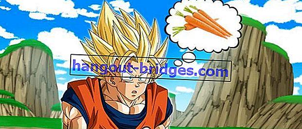 7 significations cachées des noms de personnages célèbres d'Anime, Goku des noms de légumes?