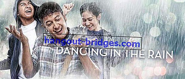 ชมภาพยนตร์ Dancing In The Rain (2018) | เรื่องราวของมิตรภาพและน้ำตา!