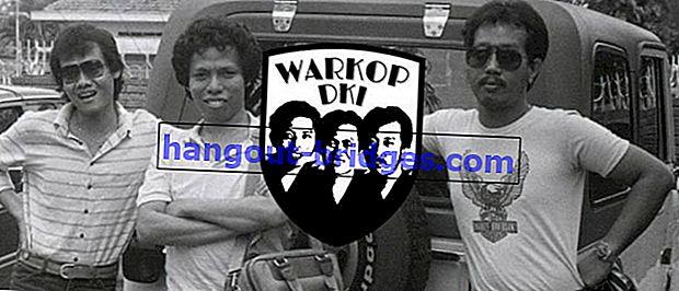 10 film DKI Warkop più divertenti che devi guardare in vacanza!