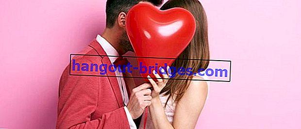 Plus de 100 mots romantiques pour les petits amis Vous rend plus chérie!