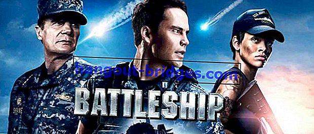 Tonton Filem Battleship (2012) | Perang Terhadap Alien di Lautan