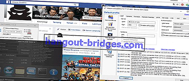 Comment naviguer sur Internet gratuitement et illimité avec SSH