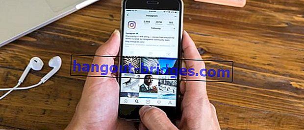 Cara Mudah untuk Menghantar Catatan Instagram Tanpa Aplikasi