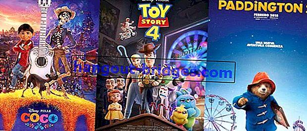 Pas seulement Disney, ce sont les 7 meilleurs films pour enfants de tous les temps