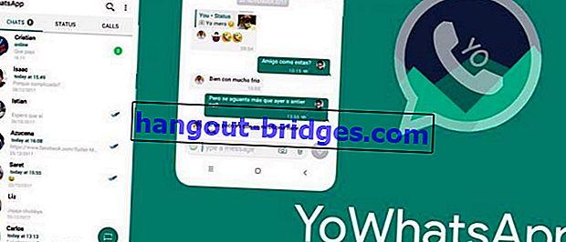 Muat turun Aplikasi YoWhatsApp Versi Terkini 8.26 | Lebih sejuk daripada GBWhatsApp!