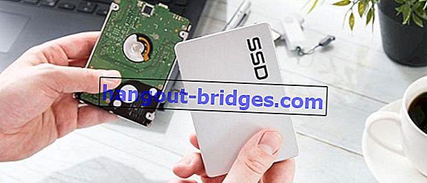 Inilah Cara Mengetahui Had Umur SSD dengan Mudah dan Mudah