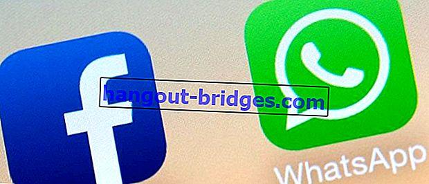 Cara Membuat WhatsApp Anda Tidak Terhubung Dengan Facebook