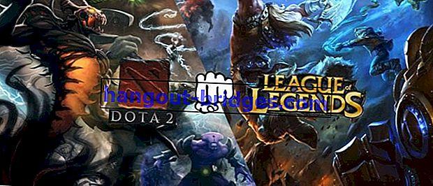 5 Alasan League of Legends (LoL) Lebih Baik Dari DotA 2, Setuju Gak?