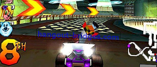 Crash Team Racing(CTR)に似た5つのAndroidレーシングゲーム