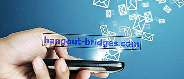 Cara Ketik SMS di Orang Lain | Tidak disedari