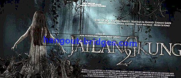 Menonton Filem Jailangkung 2 (2018) | Komunikasi dengan Yang Ada