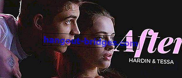 Tonton Filem Selepas (2019) Filem Penuh | Drama Romantik Remaja 17+