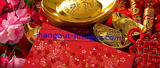 80+ Koleksi Kata-kata Selamat Tahun Baru Cina 2567 2016