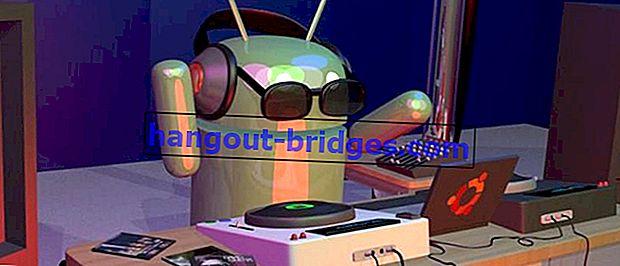 Androidで最高の音楽編集アプリケーション10選:Jago-DJ