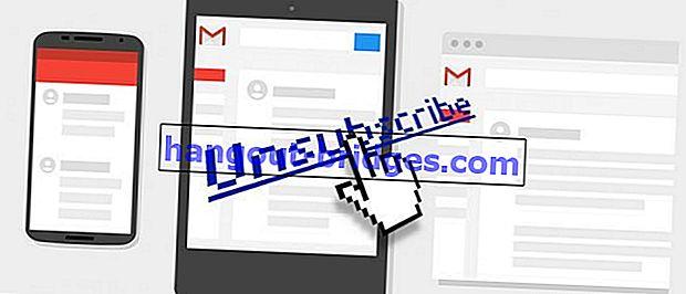 Cara Berhenti Melanggan Semua Langganan E-mel yang Mengganggu dengan Satu Klik
