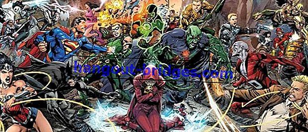 7 personaggi più forti nell'universo DC, Superman Nothing!
