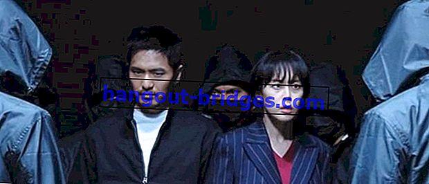 Tonton Drama Suara Korea 3 (2019) | Kisah Pasukan Masa Emas Menyingkap Jenayah!