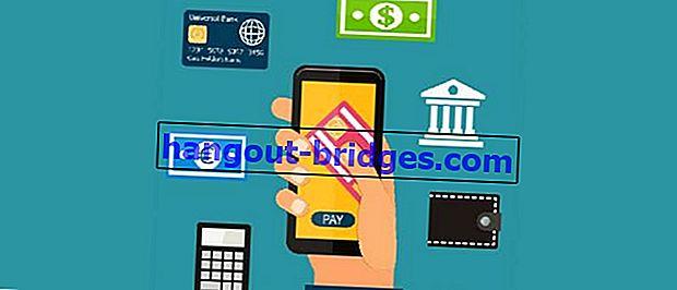 Cara Mudah Memindahkan Wang di Telefon Bimbit, Tanpa ATM dan Akaun Bank!