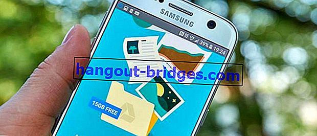 7 Aplikasi Penyimpanan Awan Alternatif di Android Selain Google Drive