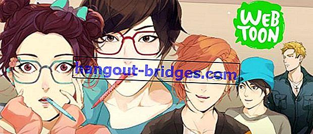 10 Webtoon Romantik oleh Anak-anak Bangsa yang Pasti Membuat Baper