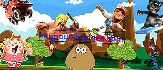 7 เกมที่ดาวน์โหลดมากที่สุดบน Play Store | PUBG แพ้แล้ว!