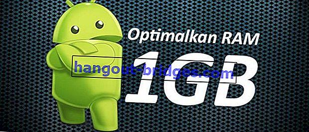Android 1GB RAMを軽量かつ高速にする5つの方法!