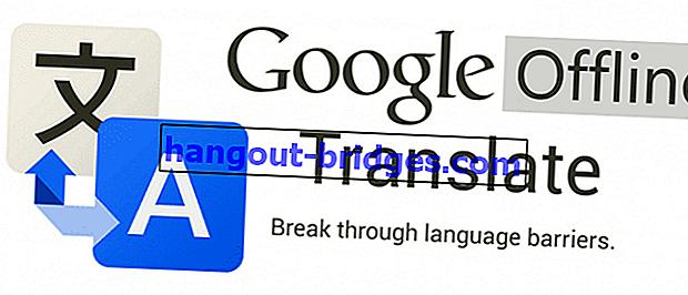 Cara Menggunakan Terjemahan Google Tanpa Sambungan Internet (Luar Talian)