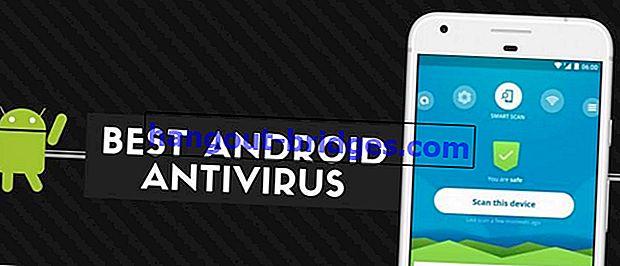 Android 2018向けベスト10アンチウイルス