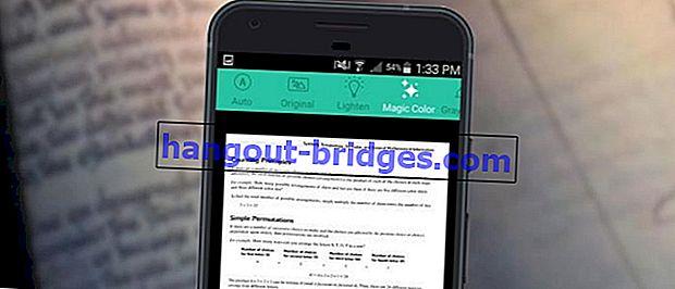 Androidでドキュメントを直接テキストに直接スキャンする方法