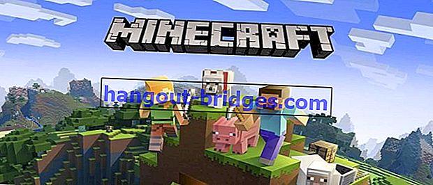 Cara membuat kulit Minecraft yang paling unik, satu-satunya had adalah imaginasi anda!